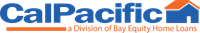 Logo: CalPacific Division of Bay Equity Home Loans Edit Image button
